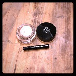 Chanel Long Wear Eyeshadow in Emerville